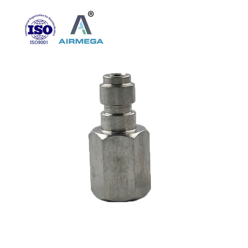 PCP Filling Nipple Stainless Steel 8mm